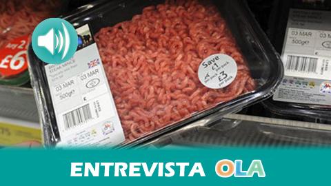 «La carne de caballo no es mala para la salud humana pero tenemos que perseguir el fraude en el etiquetado para que no se use en productos elaborados como carne de vacuno», Alicia Núñez, Jefa del Servicio Provincial de Consumo de Granada