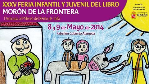 Este fin de semana se celebra la XXXV Feria Infantil y Juvenil del Libro en Morón de la Frontera con la novedad de ser una edición dedicada al Milenio del Reino de Taifa