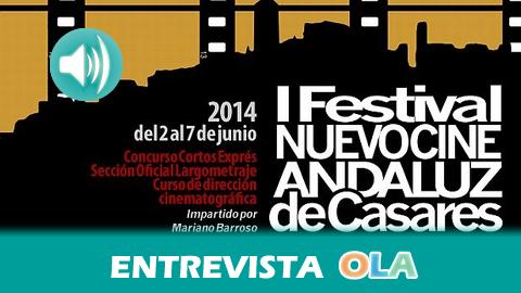 «Es un festival sobre el 'nuevo' cine andaluz que refleja qué se está haciendo en la actualidad en Andalucía, como nuevos formatos, nuevos canales o formas de rodar, con muy buenos resultados», Javier Martos, integrante de ECOTUR