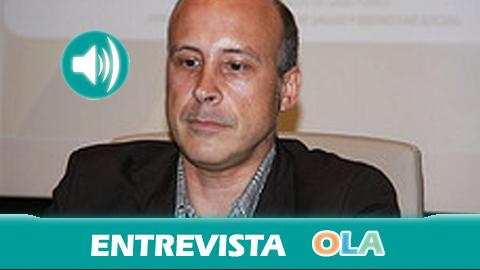 «En Andalucía están surgiendo nuevas agrupaciones políticas, sociales y ciudadanas que conllevan nuevas formas de expresión en la sociedad», Mikel Araguás, secretario general de Andalucía Acoge