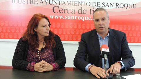 """120 jóvenes desempleados de entre 18 y 29 años serán contratados durante seis meses en San Roque gracias al plan de empleo Emple@Joven """"Cooperación Social y Comunitaria"""""""