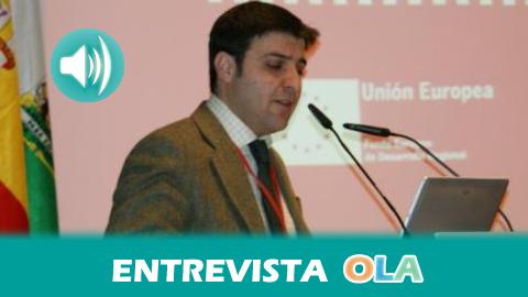 «Este programa lo que pretende es que los edificios demanden menos energía», Cristóbal Sánchez, director de Financiación de la Agencia Andaluza de la Energía