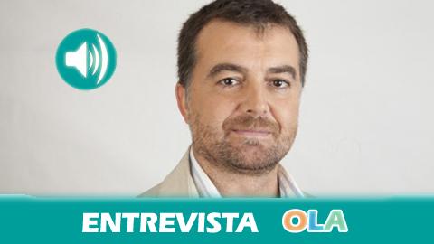 «Creemos que la reforma de la Ley el ectoral debe aportar una visión más proporcional a la actual y, desde luego, con coste cero», Antonio Maíllo, coordinador general de Izquierda Unida en Andalucía