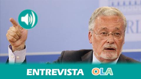 «La fragmentación social está provocando la pobreza de lo que antes eran las clases medias y un aumento de las capas pobres», Jesús Maeztu, Defensor del Pueblo Andaluz