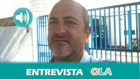 «La crisis provoca que la inmigración sea considerada como parte del problema», Mohamed Bentrika, presidente en la provincia de Almería de Cooperación y Desarrollo con el Norte de África, CODENAF
