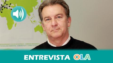 «Las instituciones carecen de voluntad para animar a la gente a la participación ciudadana», Javier Escalera, profesor de Antropología en la Universidad Pablo de Olavide de Sevilla