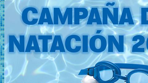Las personas de Almargen interesadas en realizar natación en verano pueden inscribirse antes del día 24 de junio para las categorías de infantil y adulto de la campaña municipal anual de esta modalidad deportiva
