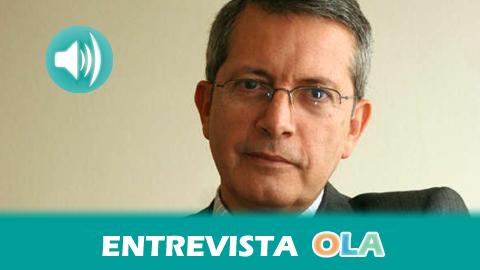 «Hay que centrarse en superar el fracaso escolar andaluz y dejar de usar la escuela como arma política», Luis Carbonel, presidente de la Confederación Nacional de Padres de Familia y Padres de Alumnos, CONCAPA