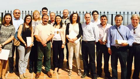Jimena ha albergado una reunión entre alcaldes y alcaldesas de municipios de Sierra Mágina y representantes de la Diputación de Jaén con el objetivo de iniciar los trabajos de unificación de la normativa urbanísticas de estas localidades