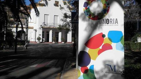 El centro de innovación y proyectos sociales de Málaga, La Noria, celebra una jornada de puertas abiertas para dar a conocer su actividad y los recursos que ofrece en materia de empleo y juventud