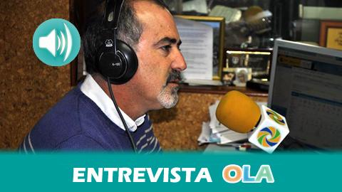 «Hay alternativas para hacer viables emisoras municipales que están paralizadas por falta de financiación», Paco Crespo, director de Onda Punta Radio (Punta Umbría, Huelva)