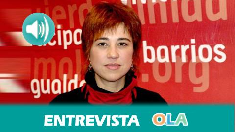 «El uso social de las tierras públicas servirá para atender la necesidad de creación de empleo del mundo rural» Lola Quintana, portavoz de Agricultura de IU