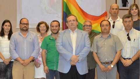 Osuna se adscribe a la Red de Municipios Orgullosos a favor de la igualdad de hombres y mujeres sin distinción por razón de sexo ni discriminación por la opción sexual