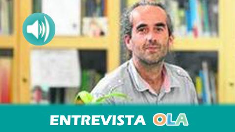 """""""Queremos que los niños inmigrantes tengan un verano diferente y la oportunidad, por ejemplo, de pasear por la playa"""", Alejandro Cortina, director de Málaga Acoge"""