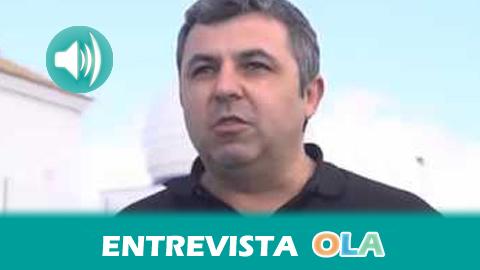 """""""En Alcalá la Real estamos de celebración porque este año hemos obtenido la reserva de la UNESCO como uno de los mejores cielos del planeta para poder observar"""", Francisco Ángel Espartero, director del Observatorio Andaluz de Astrología"""