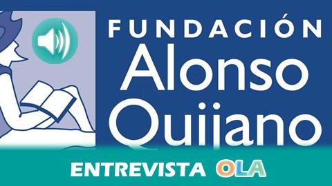 «La lectura ayuda a crear una sociedad más culta y libre», Raúl Cremades, presidente de la Fundación Alonso Quijano (Málaga)