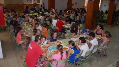 Más de 500 niños y niñas de la localidad granadina de Maracena disfrutan de las Colonias de Verano municipales