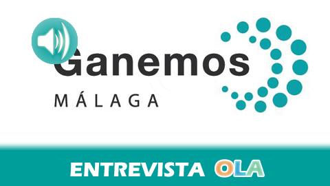 «Ganemos Málaga pretende que la ciudadanía que tiene un pie activo en la calle tenga otro pie en las instituciones» Santiago Fernández