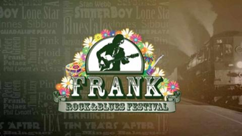 Torreperogil celebra este viernes 8 de agosto la XV edición del Festival 'Frank Rock & Blues' con Raimundo Amador como cabeza de cartel