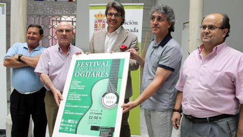 La XXXV edición de 'Festival de Cante' de Ogíjares se rinde el próximo mes de septiembrea los jóvenes flamencos