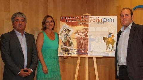 Coín acoge este fin de semana la IV edición de la Feria del Ganado con el objetivo de recuperar una antigua tradición y apoyar al sector
