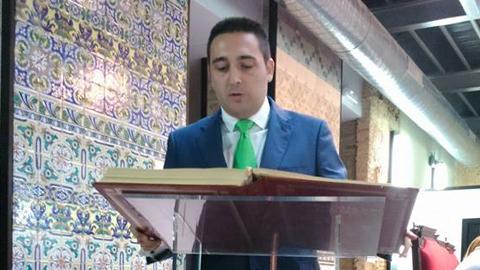 José María Estepa, del Partido Popular, ya ha sido elegido nuevo alcalde de Posadas con el apoyo del Partido Andalucista tras el pleno extraordinario celebrado este lunes