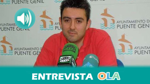 """""""El Festival de Cante Grande """"Fosforito"""" surge de la cultura y del arraigo que tiene Puente Genil con el flamenco"""", José Antonio Gómez, concejal de Festejos de Puente Genil (Córdoba)"""