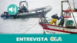 «El único sustento de los pescadores ahora mismo es el caladero nacional, que tiene unos recursos bastante limitados por la parada en la sardina», Nicolás Fernández, secretario Cofradías de Pescadores de Cádiz