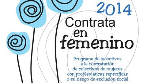 Más de 60 mujeres en riesgo de exclusión social se benefician del programa 'Contrata en Femenino' de la Diputación de Córdoba que facilita la inserción laboral
