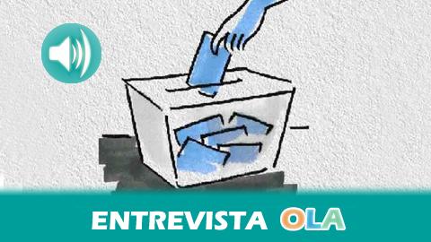 «Para llevar a cabo cualquier reforma electoral hay que hacer compatibles representatividad y gobernabilidad», Narciso Enríquez del Pino, profesor del Área de Ciencias Políticas de la Universidad Pablo de Olavide