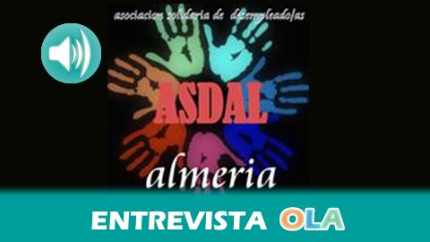 «La implantación de la renta básica universal en Andalucía puede propiciar el fin de la crisis», José María González, presidente de la Asociación Solidaria de Desempleados de Almería
