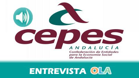 «En la contratación pública se deberían aplicar las cláusulas sociales porque la oferta más ventajosa es la que mantiene empleo y calidad» Lola Sanjuán, vicepresidenta de CEPES-A