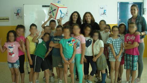 El colegio Antonio Briante Caro de Trebujena verá como se llevan a cabo unas mejoras en sus instalaciones gracias al Plan de Oportunidades de Andalucía, Plan OLA