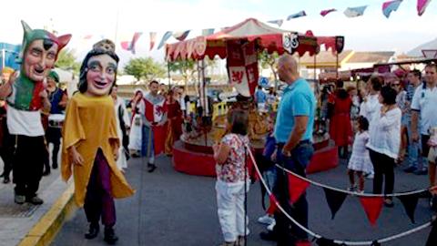 Aljaraque presenta la cuarta edición de su Mercado Medieval, una de las citas de mayor interés turístico en la provincia, que tendrá lugar el próximo 19 de septiembre