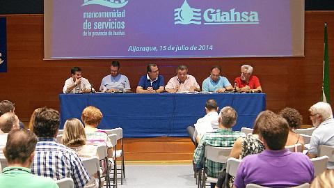 La Mancomunidad de Servicios de Huelva ha desestimado los recursos formulados por distintos ayuntamientos contra la liquidación económica resultante del incumplimiento de sus obligaciones en el proceso de separación