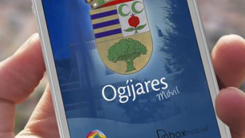 El Ayuntamiento de Ogijares lanza una aplicación gratuita para el móvil sobre el municipio con noticias, teléfonos, mapas, notificaciones y avisos de todo tipo