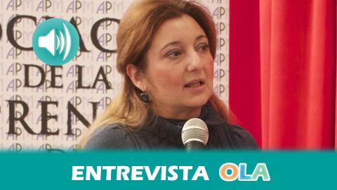 «Es urgente que los medios cambien el tratamiento informativo sensacionalista y morboso de la violencia machista», Teresa Vera, vicedecana de Investigación e Innovación de la Facultad de Comunicación de la Universidad de Málaga