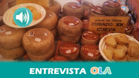 """""""El queso de Zuheros es uno de los quesos artesanos destacados de nuestro país"""", Juan de Dios Serrano, gerente de la Quesería Subbética – Zuheros (Córdoba)"""