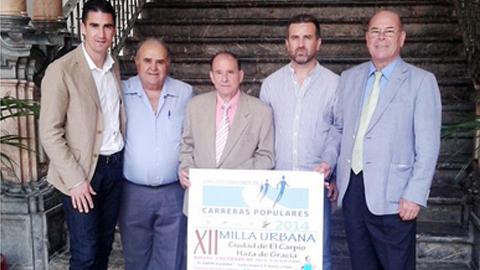 El Carpio celebra el sábado la XII edición de su Carrera Popular Milla Urbana mediante la cual se batirán desde jóvenes a veteranos en el recorrido de 1609 metros