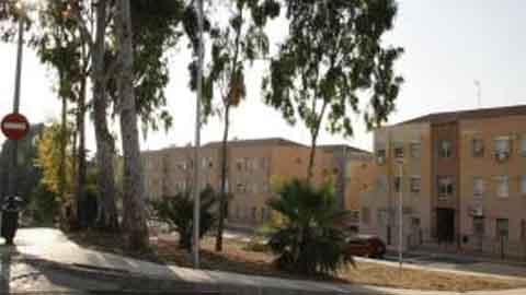 180 bloques de una promoción de viviendas públicas en la barriada de Las Castañetas de la ciudad de Málaga tendrán en breve obras de reparación y rehabilitación energética