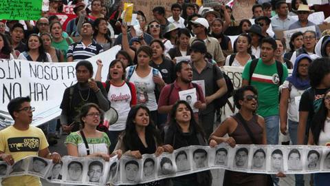 Detienen a 4 integrantes más en México de Guerreros Unidos por la desaparición de los 43 estudiantes de Iguala
