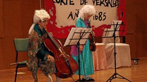 El Programa de Conciertos Escolares 'Música para Niños' de la Universidad de Huelva acerca la educación musical a los más pequeños