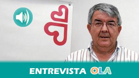 «Las políticas sociales de los gobiernos son incapaces de afrontar la situación de necesidad que vive la ciudadanía en Andalucía», Anselmo Ruiz, presidente de Cáritas