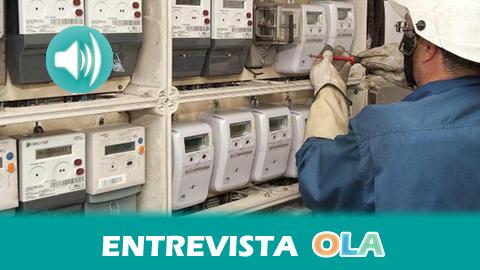 «Las empresas comercializadoras de luz y gas están obligadas a tener un teléfono de atención al cliente gratuito sin tarificación especial», Pablo Blanco, jefe del Servicio de Inspección de Andalucía
