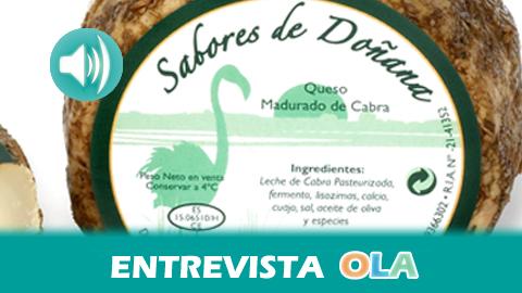 """""""Doñana tiene un paisaje diverso condicionado por su producción agroalimentaria y protagonista de la gastronomía de este lugar"""", Ana Villa, responsable del Área de Calidad de la Fundación 'Doñana 21'"""
