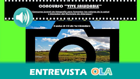 «Aljaraque es una localidad privilegiada por su entorno y por eso hemos puesto en marcha un concurso fotográfico que aunara el fomento de la salud y la promoción de la naturaleza que nos rodea», Josefa García, concejal de Salud de Aljaraque (Huelva)