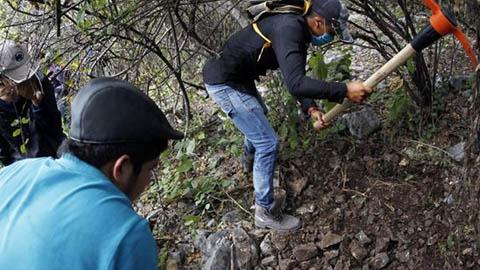 La policía comunitaria de Guerrero ha anunciado su intención de sumarse a los esfuerzos para buscar a los 43 estudiantes de magisterio desaparecidos desde el pasado 26 de septiembre en Iguala