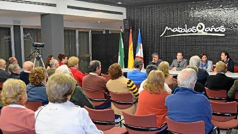Almonte celebra la Semana del Mayor con actividades socioculturales que dinamizarán los núcleos de población del municipio que no cuentan con un Centro de Día