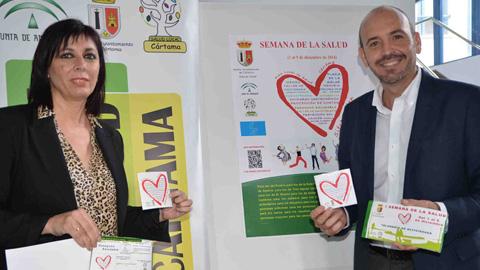 Cártama celebra su I Semana de la Salud del 1 al 5 de diciembre con talleres, charlas, concursos y exposiciones para fomentar la vida saludable