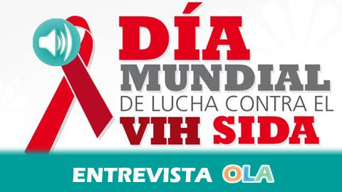 «Una de cada cuatro personas que en Andalucía vive con VIH lo desconoce», Carmen Zamora, coordinadora del Plan Andaluz frente al VIH/SIDA